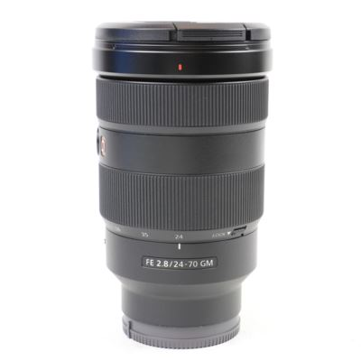 Used Sony FE 24-70mm f2.8 G Master Lens