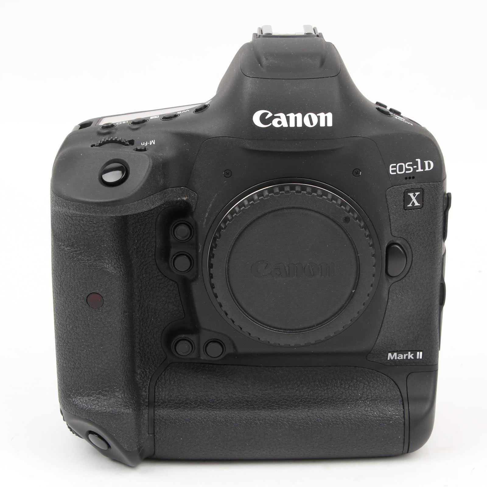 Cameras Used Canon EOS-1D X Mark II Digital SLR Camera Body