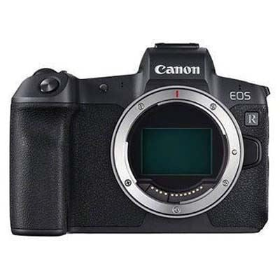 Canon EOS R Digital Camera Body Only