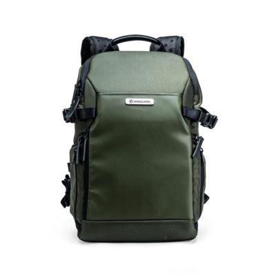 Vanguard VEO Select 37BRM Slim Backpack - Green