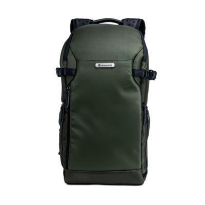 Vanguard VEO Select 46BR Slim Backpack - Green