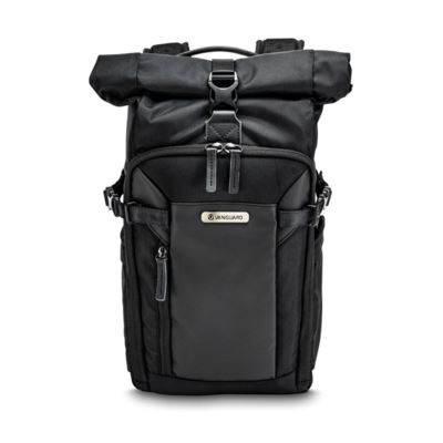 Vanguard VEO Select 39RBM Roll-Top Backpack - Black