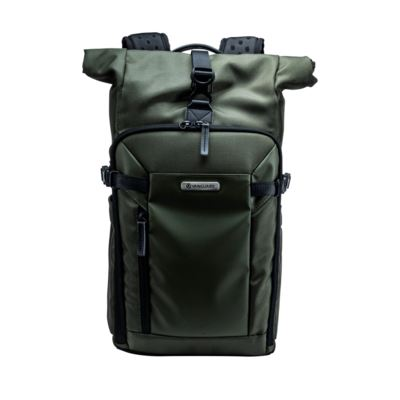 Vanguard VEO Select 39RBM Roll-Top Backpack - Green