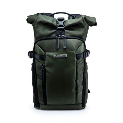 Vanguard VEO Select 43RB Roll-Top Backpack - Green