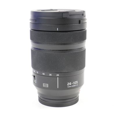 Used Panasonic LUMIX S 24-105mm f4 Macro OIS Lens