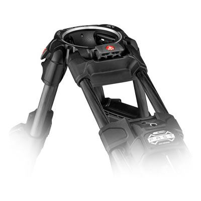 Manfrotto Nitrotech 608 + Carbon Fibre Fast Twin MS