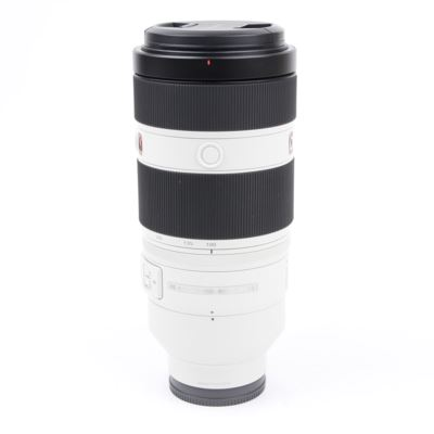 Used Sony FE 100-400mm f4.5-5.6 OSS G Master Lens