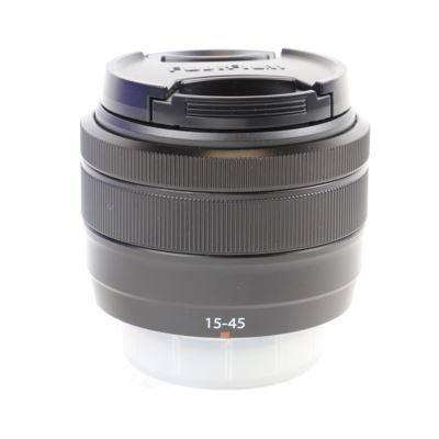 Used Fujifilm XC 15-45mm f3.5-5.6 OIS PZ Lens - Black