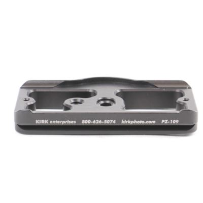 Used Kirk PZ-109 Quick Release Camera Plate for Nikon D200 and Fujifilm S5