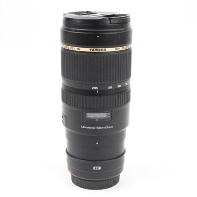 Used Tamron 70-200mm f2.8 SP Di VC USD Lens - Canon Fit