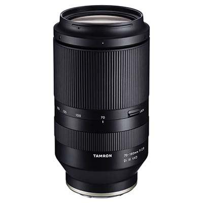 Tamron 70-180mm f2.8 Di III VXD Lens - Sony E Fit