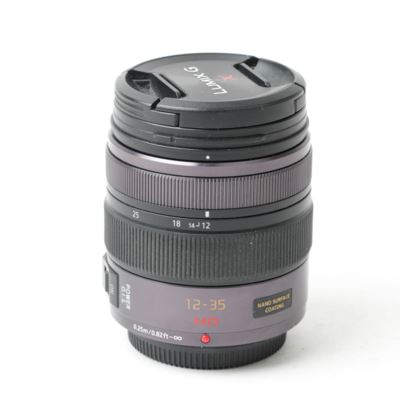 Used Panasonic 12-35mm f2.8 LUMIX G X Vario ASPH Power OIS Micro Four Thirds Lens