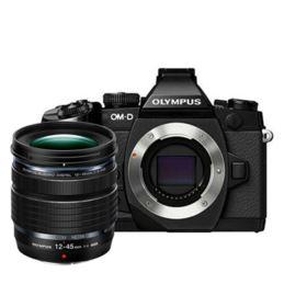 Olympus OM-D E-M1 Mark II Digital Camera with 12-45mm PRO Lens
