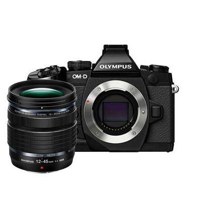 Used Olympus OM-D E-M1 Mark II Digital Camera with 12-45mm PRO Lens