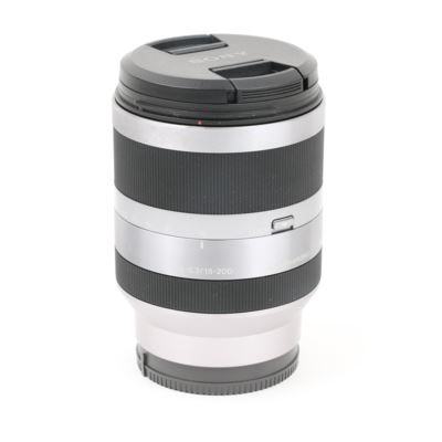 Used Sony E 18-200mm f3.5-6.3 OSS Lens