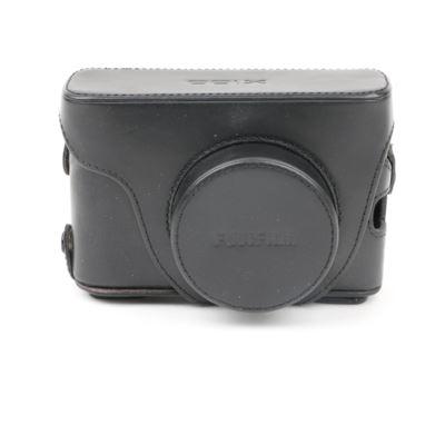 Used Fuji LC-X100T Premium Leather Case - Black