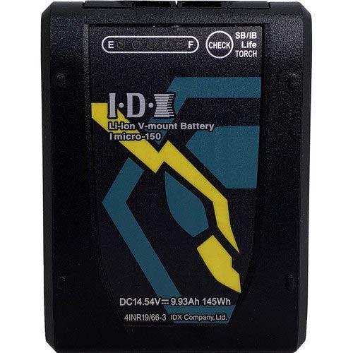 Image of IDX Imicro-150 V-lock Battery