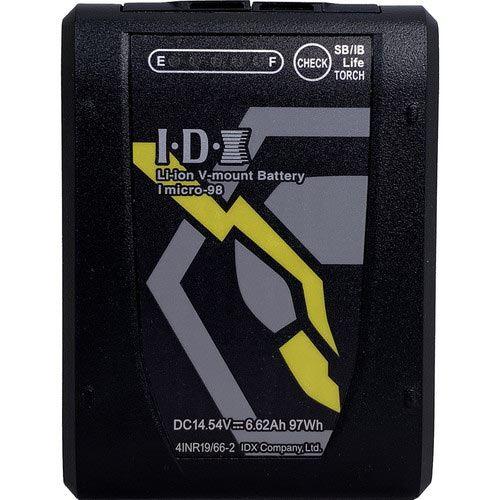 Image of IDX Imicro-98 V-lock Battery
