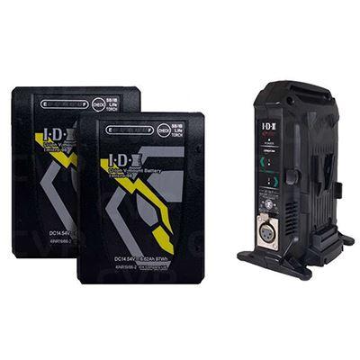 IDX IM-98/2X Imicro-98 Battery Kit