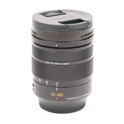 Used Panasonic 12-60mm f2.8-4.0 LEICA DG VARIO-ELMARIT POWER O.I.S. Lens