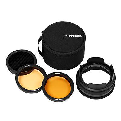 Profoto Off Camera Flash II Grid + Gel Kit