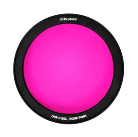 Profoto Off Camera Flash II Gel - Rose Pink