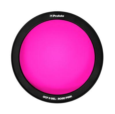 Profoto Off Camera Flash II Gel - Rose Pink
