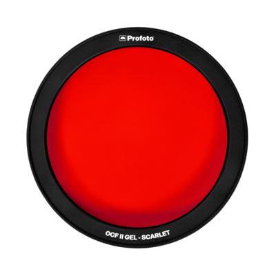 Profoto Off Camera Flash II Gel - Scarlet