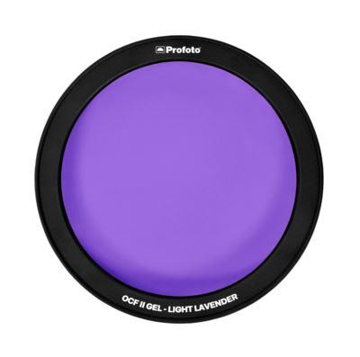Profoto Off Camera Flash II Gel - Light Lavender