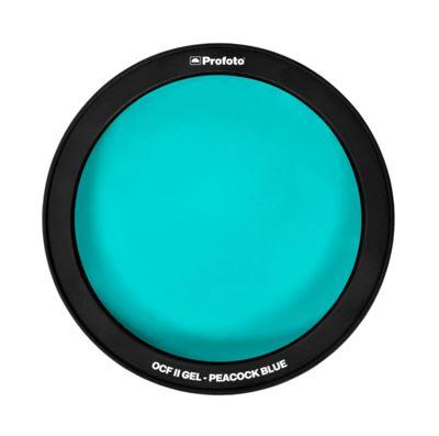 Profoto Off Camera Flash II Gel - Peacock Blue