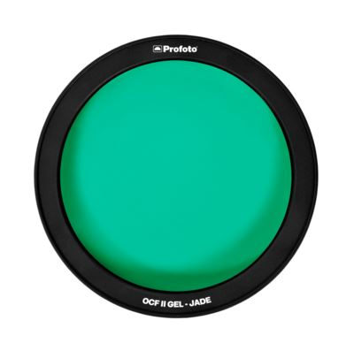 Profoto Off Camera Flash II Gel - Jade