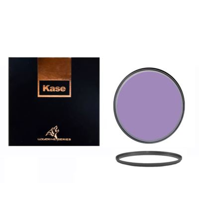 Kase Wolverine Magnetic Circular Neutral Night 77mm + Adapter Ring