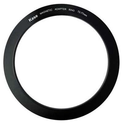 Kase 72-77mm Magnetic Circular Step Up Ring
