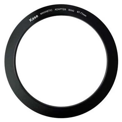 Kase 67-77mm Magnetic Circular Step Up Ring