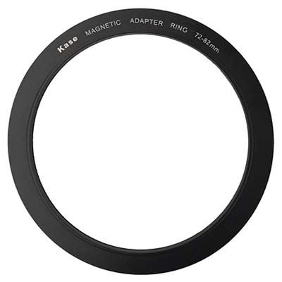 Kase 72-82mm Magnetic Circular Step Up Ring