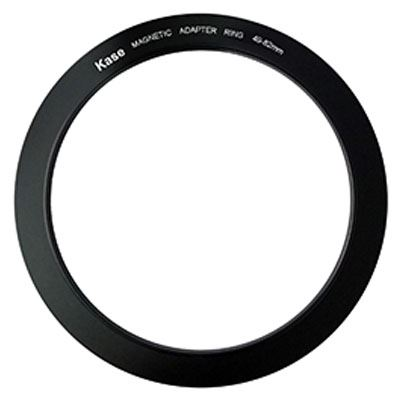 Kase 49-82mm Magnetic Circular Step Up Ring