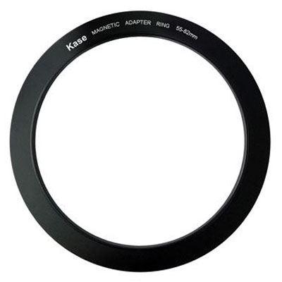 Kase 55-82mm Magnetic Circular Step Up Ring
