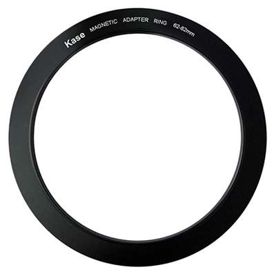 Kase 62-82mm Magnetic Circular Step Up Ring
