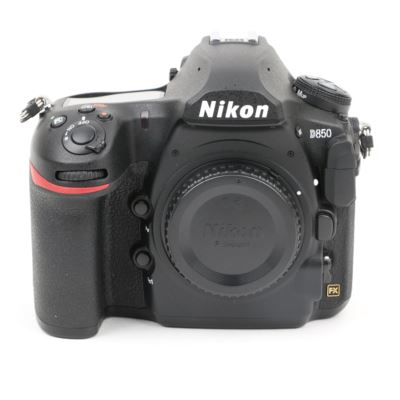 Used Nikon D850 Digital SLR Camera Body