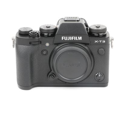 Used Fujifilm X-T3 Digital Camera Body - Black