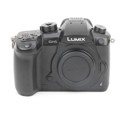 Used Panasonic Lumix GH5 Digital Camera Body