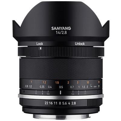 Samyang MF 14mm f2.8 MK2 - Nikon F Fit