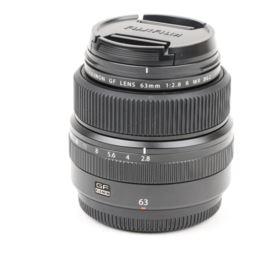 Used Fujifilm GF 63mm f2.8 R WR Lens