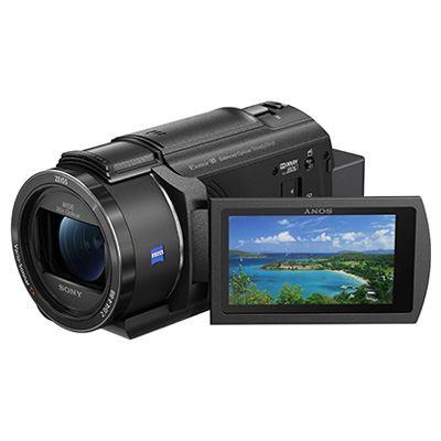 Image of Sony FDR-AX43 4K Handycam Camcorder