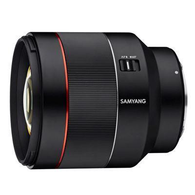 Samyang AF 85mm f1.4 Lens - Canon RF Fit