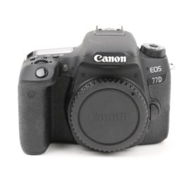 Used Canon EOS 77D Digital SLR Camera Body