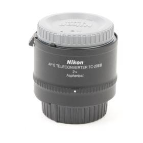 Used Nikon TC-20E AF-S Teleconverter III