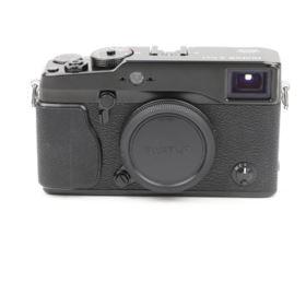 Used Fuji X-Pro1 Black Digital Camera Body