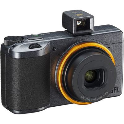 Ricoh GR III Digital Camera Street Edition