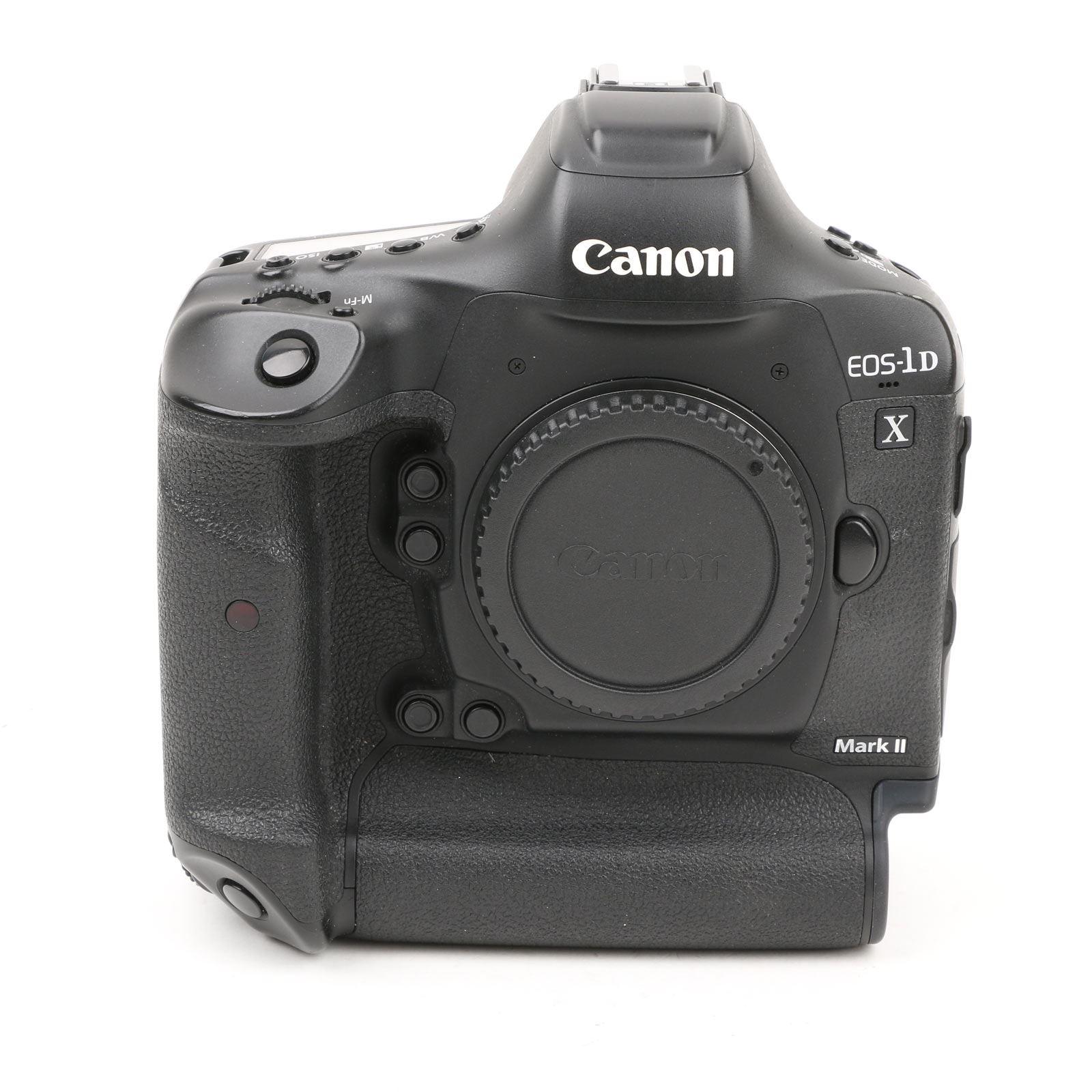 Image of Used Canon EOS-1D X Mark II Digital SLR Camera Body